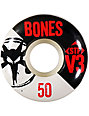 Bones Skinny Bones STF 50mm Skateboard Wheels