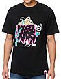 Booger Kids Booger Monster Black T-Shirt