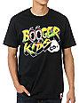 Booger Kids Munchies Black T-Shirt