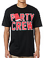 Booger Kids Party Crew Black T-Shirt
