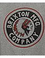 Brixton Rival Crew Neck Sweatshirt