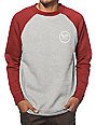 Brixton Wheeler Crew Neck Sweatshirt