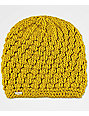 Burton Big Bertha Harvest Gold Beanie