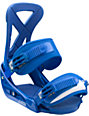 Burton Custom Royal Snowboard Bindings