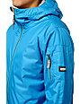 Burton Groucho 10K Bombay Blue Snowboard Jacket