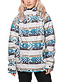 Burton Jet Set Tribal 10K Snowboard Jacket