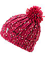 Burton Mimi Hot Steak Pink Knit Beanie