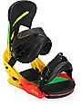Burton Mission RE Flex Snowboard Bindings