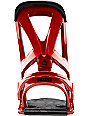 Burton Mission Red ReFlex Snowboard Bindings