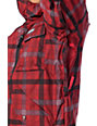 Burton Such A Deal 10K Red Mens Snowboard Jacket