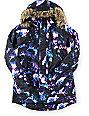 Burton TWC Charlie Tie Dye 10K Snowboard Jacket
