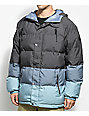 Burton Traverse Faded LA Sky 5K Snowboard Jacket