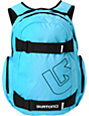 Burton Treble Yell Blue Skate Backpack