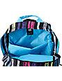 Burton Treble Yell Palette Stripe Skate Backpack