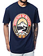 Cake Face Cheers NW Navy T-Shirt