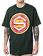 Cake Face King County Green T-Shirt