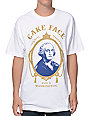 Cake Face Papers White T-Shirt