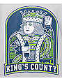 Cake Face WA Kings County T-Shirt