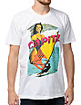 Capita Snowboarding FkN Awesome White T-Shirt