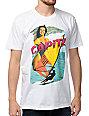 Capita Snowboarding FkN Awesome White T-Shirt