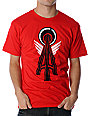 Casual Industrees Alpha Red T-Shirt