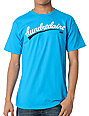 Casual Industrees Hundredaire Teal T-Shirt