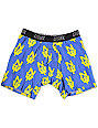 Casual Industrees N Dub Blue & Yellow Boxer Briefs