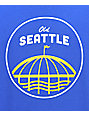 Casual Industrees Old Seattle Blue Tank Top