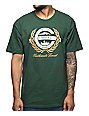 Casual Industrees PNW C Filigree Forest Green T-Shirt