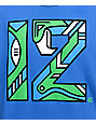 Casual Industrees WA 12th Division Royal Blue T-Shirt