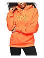 Civil Savage Orange Hoodie