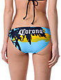 Corona Sunset Tunnel Tie Side Bikini Bottoms