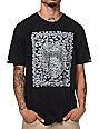 Crooks & Castles Thrones Black T-Shirt