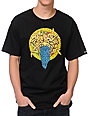 Crooks and Castles Bandusa Black T-Shirt