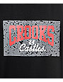 Crooks and Castles Core Speckle Black T-Shirt