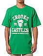 Crooks and Castles Primetime Green T-Shirt