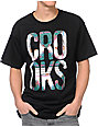 Crooks and Castles Regalia Black T-Shirt