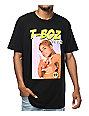 Cross Colours T-Boz Black T-Shirt