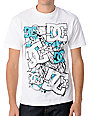 DC Actions White T-Shirt