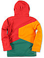 DC Boys Amo K 14 Red 10K 2014 Snowboard Jacket