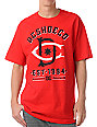 DC Dyrdek Throwback Red T-Shirt