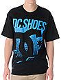 DC Fading Black T-Shirt