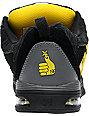 DC Frenzy TP Black & Yellow Skate Shoes
