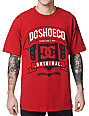 DC Industry Dark Red T-Shirt