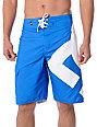 DC Lanai Blue Board Shorts