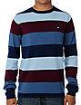 DC Macon Navy Crew Neck Sweater