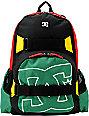 DC Nelstone 2 Rasta Skate Backpack