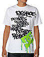 DC Oh Block White T-Shirt