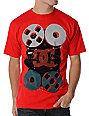 DC Reel-2-Reel Red T-Shirt