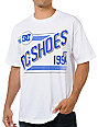 DC Shoes Benched White T-Shirt
